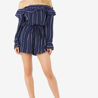 On The Line Romper