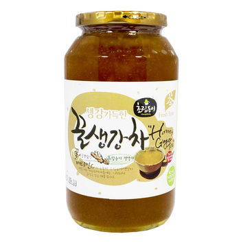 ChoripDong Saenggangcha Honey Ginger Tea 2.2 lbs (1kg)