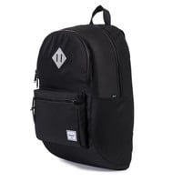 Herschel Supply Co.: Lennox Backpack - Black / 3M Rubber