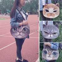 New Fashion Stylish Lady Women Animal Head Bag Shoulder Bag Packet_Messenger Bags_Bags_Women's Fashion Zone & Best Price Clothes