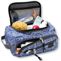 Carryall Toiletry Kit, Print