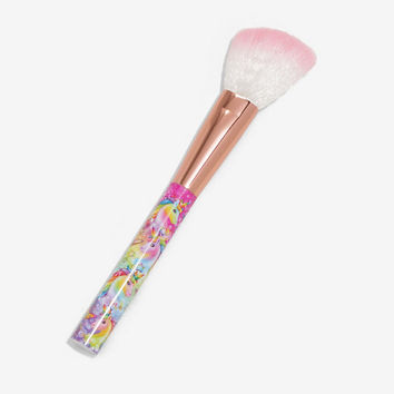 Lisa Frank x Glamour Dolls Angled Blush Brush