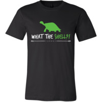 Turtle Shirt - What The Shell - Animal Lover Gift