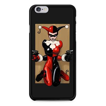 Harley Quinn 2 3 iPhone 6/6s Case
