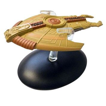 Star Trek Starships #33 Cardassian Hideki Class Vehicle with Collector Magazine
