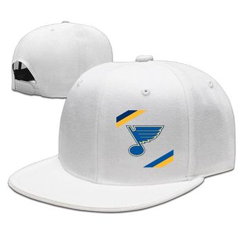 St. Louis Blues Breathable Unisex Adult Womens Baseball Hats Mens Hip-hop Hat