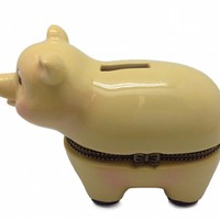 Piggy Bank Hinge Box