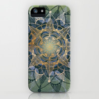 Heart Chakra iPhone & iPod Case by brenda erickson