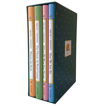 Winnie-the-Pooh's Library Box Set | Disney Store