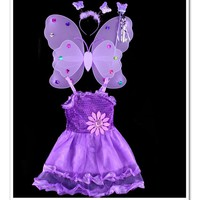Butterfly/Fairy Halloween Costumes