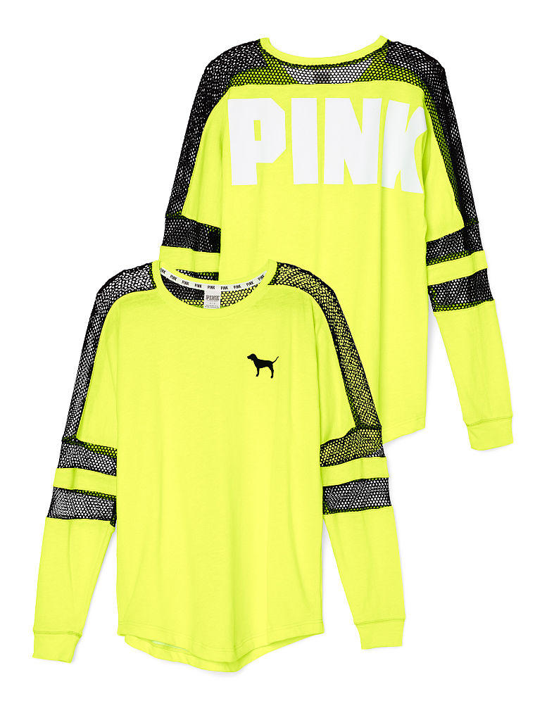 44347bff8172f Varsity Crew - PINK - Victoria's Secret from VS PINK | Quick
