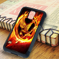 The Hunger Games Logo Samsung Galaxy S5 Case