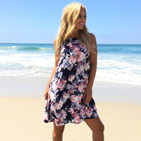 Floral Affair Shift Dress