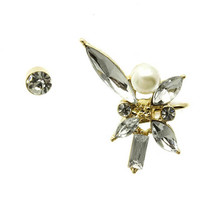 2 PC Ear Cuff Earring and Stud