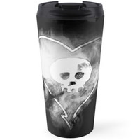 'Alkaline Trio - Band' Travel Mug by RobTheVlog361