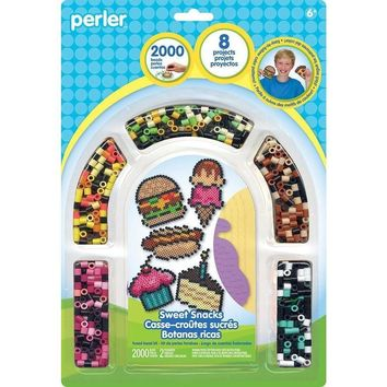Perler Sweet Snacks Fused Bead Kit