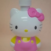 Hello Kitty Bottle Dispenser for Decorative Bathroom, Bed Room Lotion, Liquid Soap Accessories