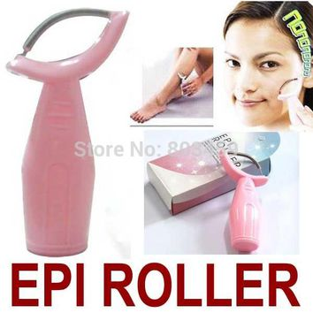 NEW Facial Face Hair Remover Epilator Tweezer Roller Face Hair Removal Device Depilation