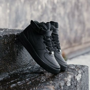 KUYOU Nike Air Force 1 Mid GS 314195-004