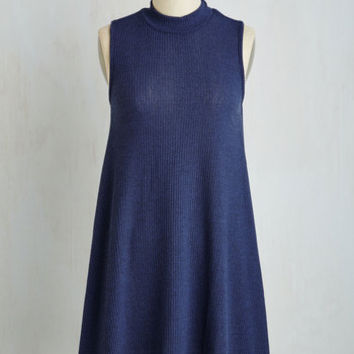 Mid-length Sleeveless Shift Effortless Encore Dress