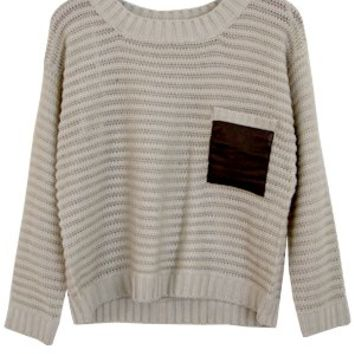 Slouchy Perfection Pullover