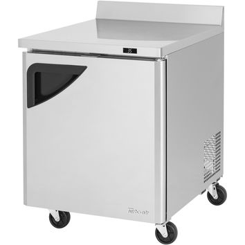 """Turbo Air Commercial Work Top Refrigerator 28"""""""