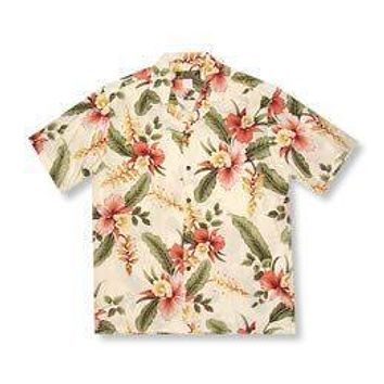 cloud hawaiian boy shirt