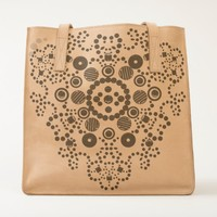 Traditional Cool Patterns Tote