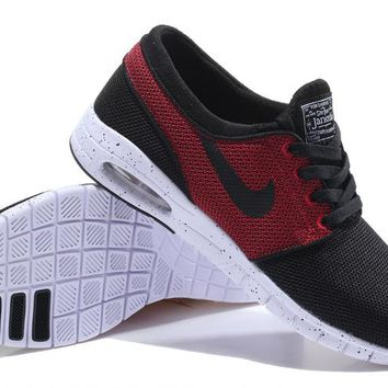 """Nike SB Stefan Janoski Max"" Unisex Sport Casual Small Air Cushion Sneakers Couple Running Shoes"