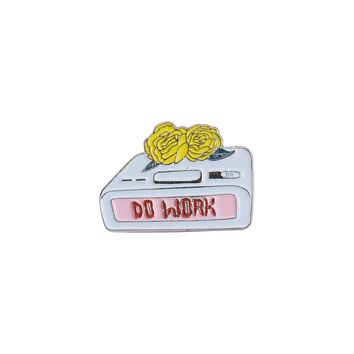 Rosehound Apparel - Dream Machine Pin