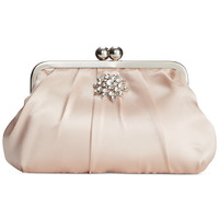 Style&co. Beth Satin Clutch