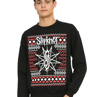 Slipknot Holiday Sweater Sweatshirt