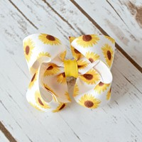 Wide selection of 3 inch small hair bows - Shop Your Final Touch for all your hair accessories