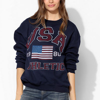USA Pullover Sweatshirt - Urban Outfitters