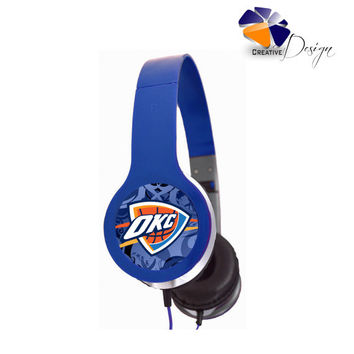 Oklahoma City Thunder  Headphones SP