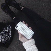 JAP+GRID iPHONE CASE