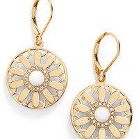 kate spade new york golden garden drop earrings | Nordstrom