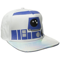 Star Wars - R2D2 Body Snapback Cap