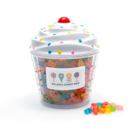 Dylan's Candy Bar Cupcake filled with Gummy Bears | Dylan's Candy Bar