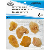 Royal & Langnickel® Natural Sea Silk Sponge Set