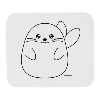 Cute Seal Mousepad by TooLoud