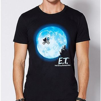 Movie Poster E.T. T Shirt - Spencer's