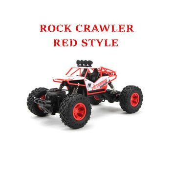 Radio Control High Speed Off-Road Monster Truck Toy