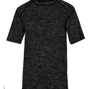 Badger 2191 Blend Youth Tee - Graphite Black Blend