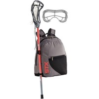 STX Women's Crux 300 Step Up Lacrosse Package