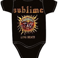 Sublime – Sublime Sun Onesuit In Black | Thirteen Vintage