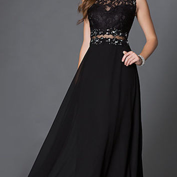 Dresses, Formal, Prom Dresses, Evening Wear: DQ-9322