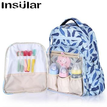 Maternity Large Capacity Baby Bag