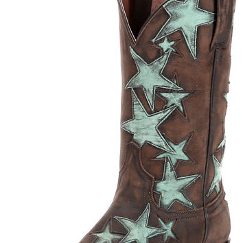 Ameriacan Rebel Colt Ford Country Star Vintage Boot