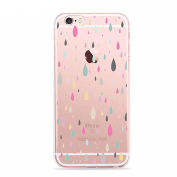 Rainy Days Case for iPhone Fun